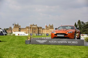 Aston Martin At Blenheim